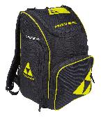Рюкзак горнолыжный FISCHER Backpack Race JR 40 l Black/Yellow
