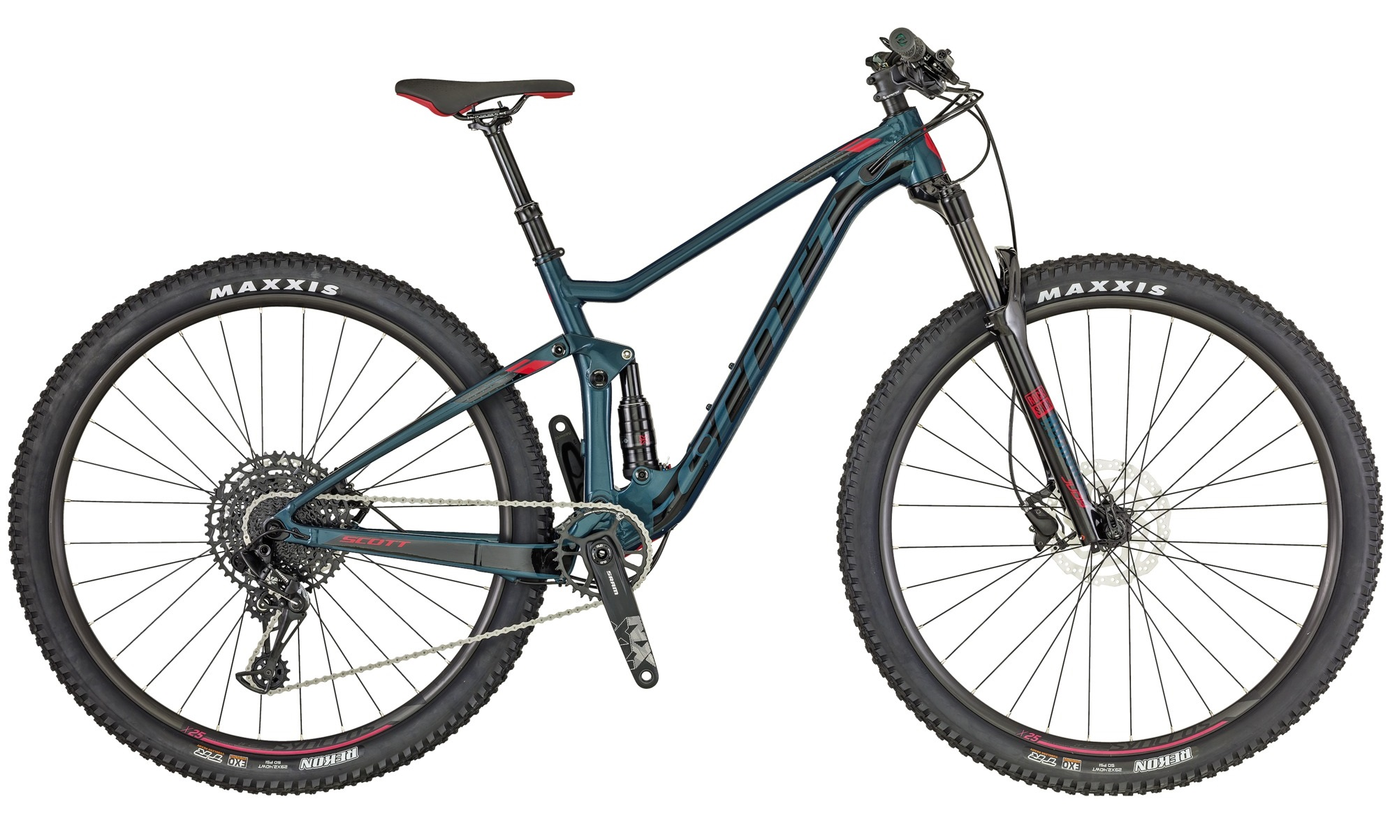Велосипед SCOTT Contessa Spark 930 (2019)
