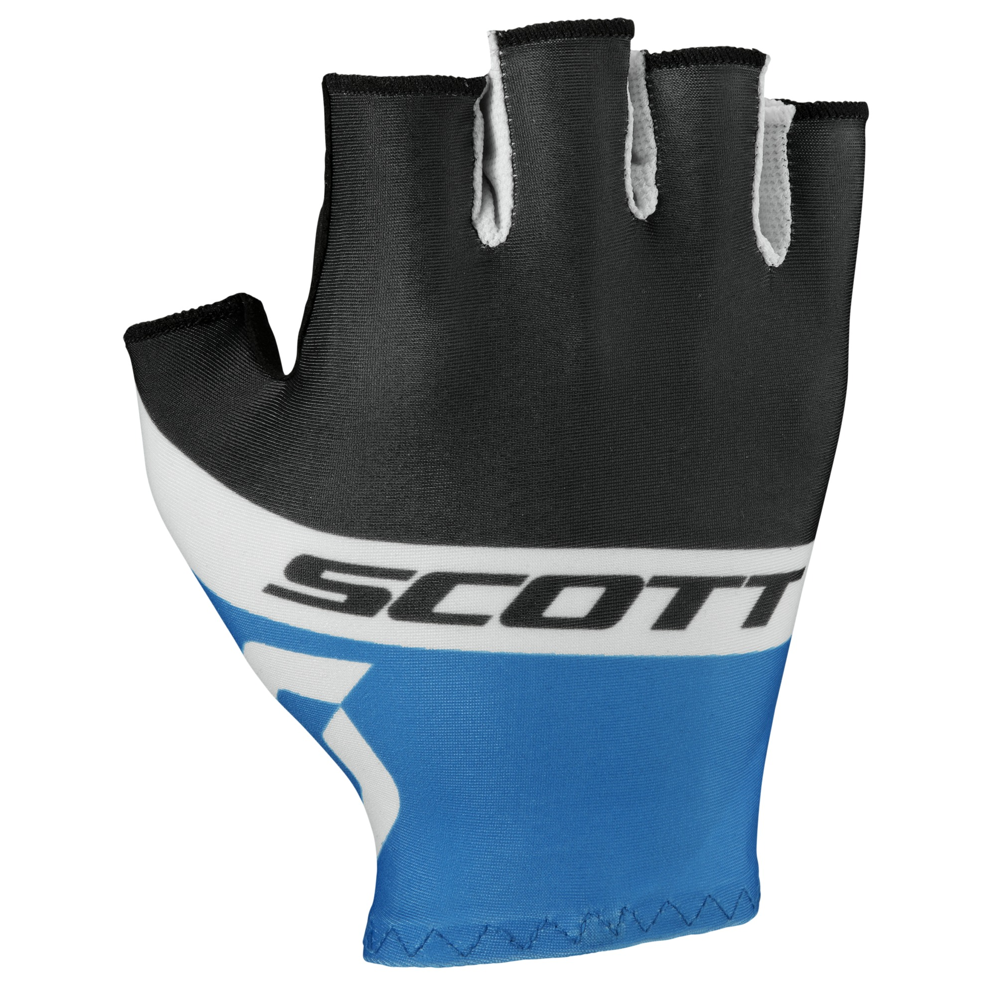 Перчатки SCOTT RC Team Short Finger Black/Blue