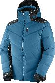 Превью   SALOMON Whitebreeze Down JKT M Moroccan Blue/Bk  (18/19)